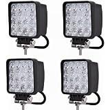 LARS360® 48W LED auto luce da lavoro faro Spot Flood Combo Impermeabile Proiettore Riflettore Worklight per Fuoristrada…