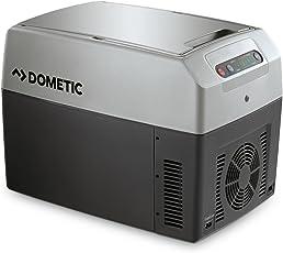 Dometic TropiCool TC 14FL, tragbare thermo-elektrische Kühlbox/Heizbox, 14 Liter, 12/24 V und 230 V für Auto, Lkw, Boot und Steckdose, Energieklasse A++