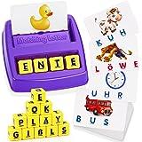 LET'S GOS! Brief Passendes Spiel für Kinder-Lernspielzeug-Interessantes Geschenk (Deutsche Version)