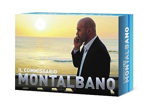 »Il commissario Montalbano Komplettausgabe 1-34«
