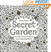 #7: Secret Garden: An Inky Treasure Hunt and Coloring Book