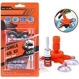 MATCC Car Windshield Repair Kit Auto Windscreen Repair Tool with Windshield Repair Resin Windscreen Polishing DIY Repair…