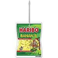 HARIBO 193203 Désodorisant voiture Carte Parfumée Senteur Banan'S