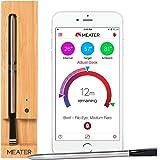MEATER | Termometro Bluetooth Fino a 10 Metri a Sonda Senza Fili Per Forno, Grigliate, Barbecue. App in Italiano Compatibile