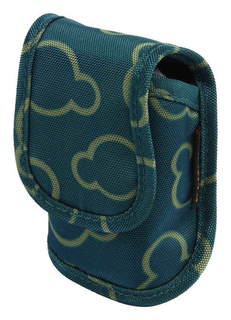 CamLink CL-MILANOJAD Pouch case Green - camera cases (Pouch case, green, Nylon, 100 mm, 160 mm, 40