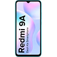 Redmi 9A (Nature Green, 3GB Ram, 32GB Storage) | 2GHz Octa-core Helio G25 Processor