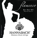 Hannabach  Klassikgitarrensaiten Serie 827 Medium Tension Flamenco Classic - D4