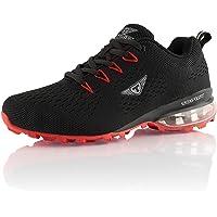 Fusskleidung® Damen Herren Laufschuhe atmungsaktive Runners leichte Trekkingschuhe
