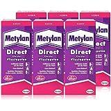 Henkel Metylan Direct behanglijm voor vliesbehang 200g (6-pack)