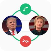 Donald Trump or Hillary Clinton Calling Prank (Free Fake Calling From Donald Or Clinton)