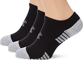 Under Armour Heatgear Tech Noshow 3Pk Unisex Socks