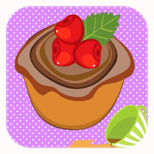 Cupcake Tea Party! (Tea-party-cupcakes)