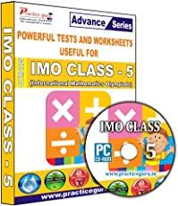 Complete exam preparation material for IMO Class 5 (1100+ Question Bank)