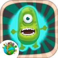 Neues Monster und Zombies - lustiges Spiel für Kinder
