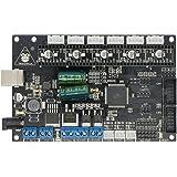 ANYCUBIC TriGorilla Integrierte Hauptplatine Kompatibel Mega2560 & RAMPS1.4 Combo Steuerkarte 4 Schichten PCB Controller Board für 3D Drucker RepRap Mendel I3 Mega