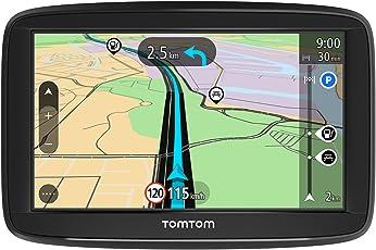 TomTom Start 52 Navigationsgerät (12,7 cm (5 Zoll) Display, Lebenslang Karten-Updates, Fahrspurassistent, Karten von 45 Ländern Europas)