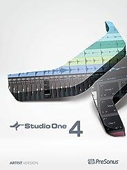Studio One 4 | Artist | 5 Gerät | 1 Benutzer | PC/Mac | Aktivierungscode per Email