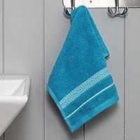 Home Centre Essence Cotton Face Towel - Blue (1000005473571)