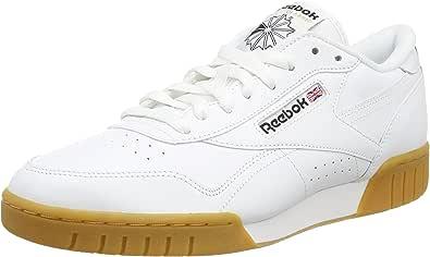 Reebok Herren Ex O Fit Plus Lo Low Top, Weiß (WhiteGum), 45