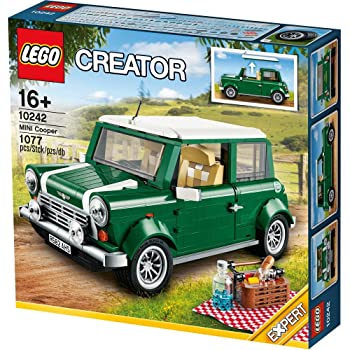 lego creator mini cooper car toys games. Black Bedroom Furniture Sets. Home Design Ideas