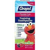 Orajel Toddler Training Toothpaste, Fruit Splash 1.5 oz (44 g)