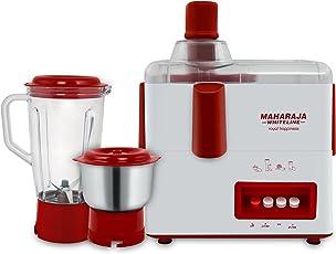 Maharaja Whiteline Royal JMG Happiness JX-118 (Red)