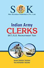 Indian Army Clerks English Medium