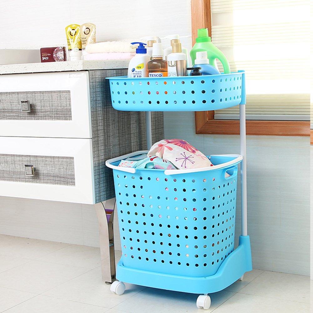 bagno in stile giapponese scaffali/ vasca da bagno/Servizi igienici WC multi-scaffale/Storage-C