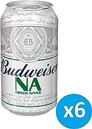 Budweiser Apple Flavour