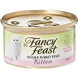 Fancy Feast Turkey Cat Food, 3 Ounce