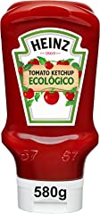 Heinz Ketchup Ecológico 580g
