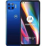 Motorola PAK90005SE Mobiltelefon, 128 GB, Blå
