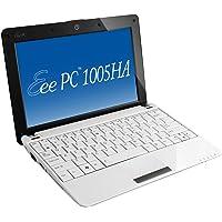 Asus EEE PC 1005HA 25,7 cm (10,1 Zoll) Netbook (Intel Atom N270 1.6GHz, 1GB RAM, 250GB HDD, Grafik im Chipsatz…