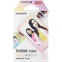 Fujifilm Instax Mini Film Pellicola Istantanea per Fotocamere Macaron, Formato 46x62 mm, Confezione da 10 Foto