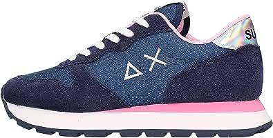 SUN68 Sneaker Donna z30203 Ally Thin Navy Blue