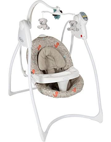 Graco Baby Delight Portable Swing, Woodland Walk