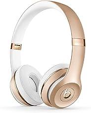 Beats Solo3 Wireless On-Ear Headphones - Gold, Mner2Zm/A