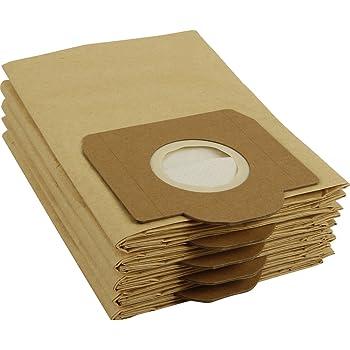 5 Staubbeutel 6.959-130 1 Filter 6.414-552  für Kärcher MV 3 P Extension Kit