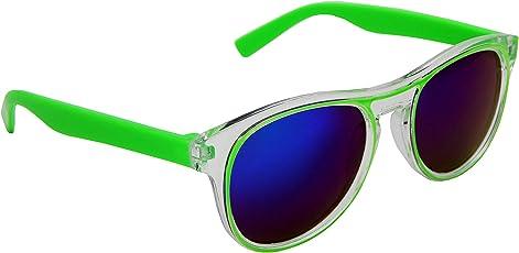 Els Kids Sunglass, Wayfarer Mirrored Lens Shades