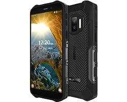 "Rugged Smartphone,OUKITEL WP12 Pro 2021 Android 11 Sim-Free & Unlocked Mobile Phones 64GB+4GB 5.5"" HD+ Dual Sim 4G Mobile Pho"