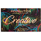 Makeup Revolution Creative Vol 1, Multicolor, 12 g