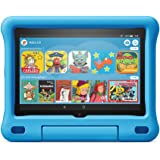 Kindgerechte Hülle Für Fire Hd 10 Tablet Kompatibel Mit Tablets Der 9 Generation 2019 Blau Amazon Devices