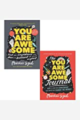 Matthew syed you are awesome and journal 2 books collection set Paperback