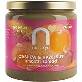 Naturya Vegan Cashew & Hazelnut Smooth Spread 170g
