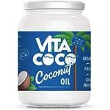 Vita Coco - Organic Extra Virgin Coconut Oil (750ml) - Cold Pressed - Keto - Gluten Free - Use as Cooking Oil, Skin…