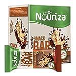 Nouriza Snack Bar, 10 Piece(s)/ Pack (Choco Almond)