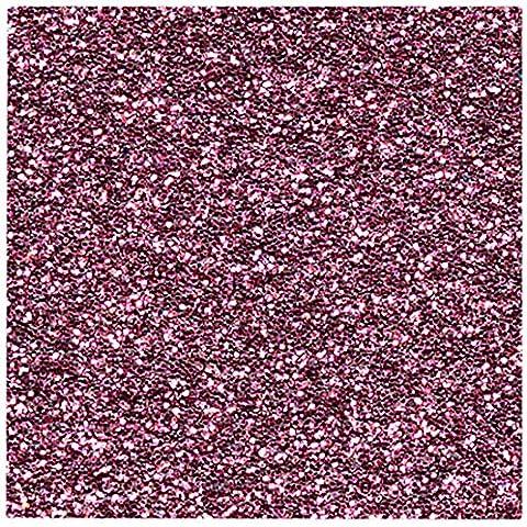 Vesalux 121 Go Glitter - Barattolo di vernice glitter, colore rosa