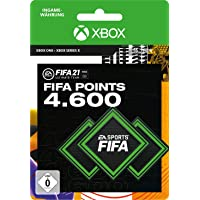FIFA 21 Ultimate Team 4600 FIFA Points | Xbox…