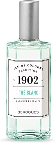 1902 Thé Blanc Eau De Cologne By Berdoues 125 ml Eau De Cologne For Women and Men