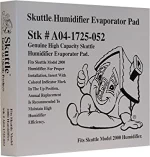 Skuttle Humidifier Evaporator Pad A04 1725 052